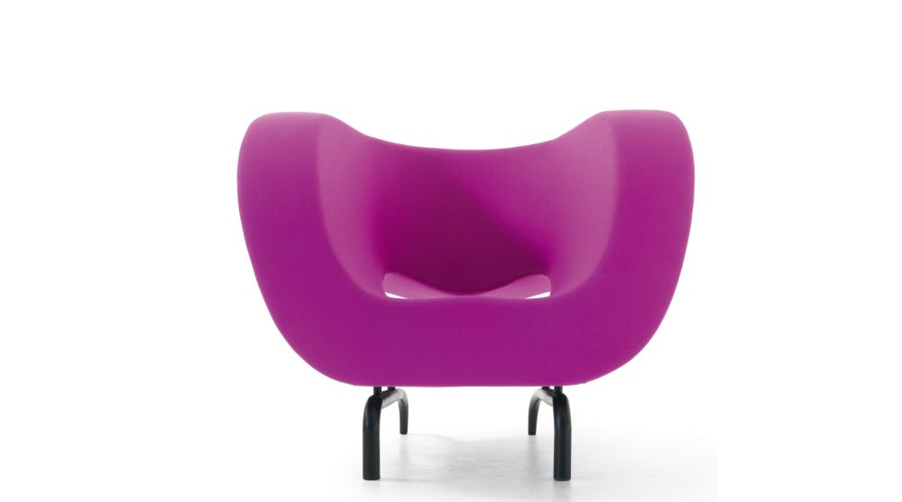 VICTORIA AND ALBERT ARMCHAIR BY RON ARAD, 2000